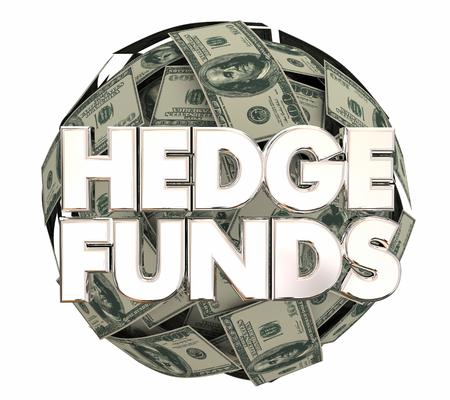 Hedge Funds Mercado de Valores Foto de archivo - 80907767
