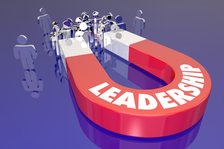 Leadership Management Attracting Top Talent Employees People 3d Illustration