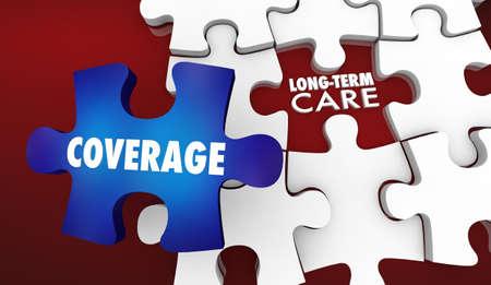 Long Term Care Health Senior Insurance Coverage Policy Plan 3d Illustration.jpg