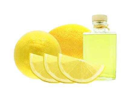 Oil of lemon Stock fotó