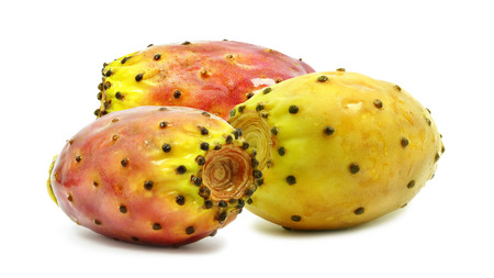 prickly: prickly pears