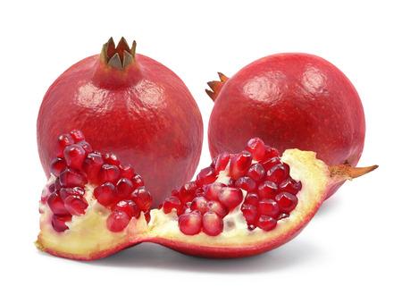 pomegranates Stock fotó
