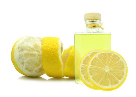 oil of lemon peel photo
