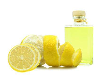 oil of lemon peel