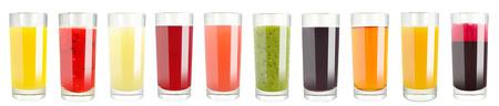 jugo de frutas: jugo fresco