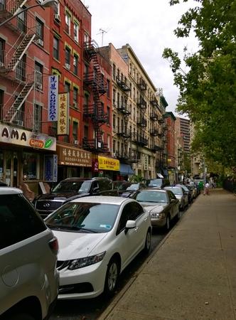 new york china town Sajtókép