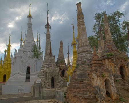 inle: Inle Lake Asia Burma