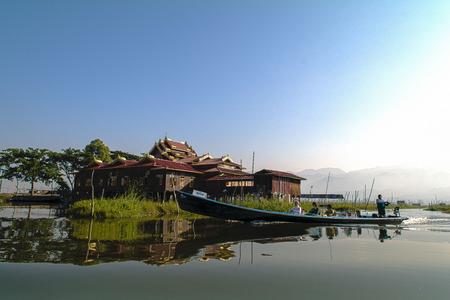 inle: lake. Inle Myanmar Burma
