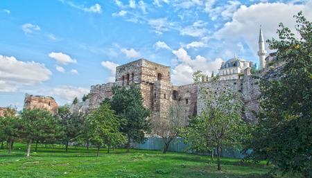 paredes de ladrillos: Estambul