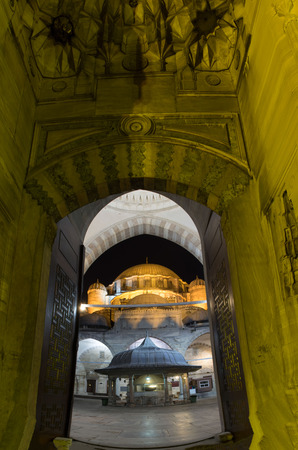 sunni: Mosque in Istanbul