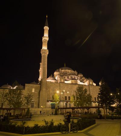 fatih: Fatih mosque Stock Photo