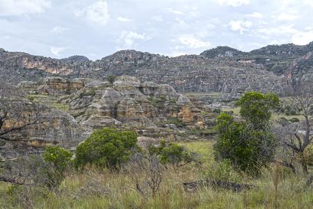 national park: Madagascar, Isalo national park