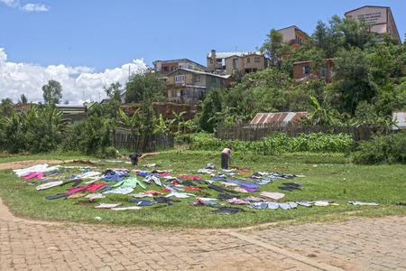 madagascar: Madagascar. Antsirabe Stock Photo