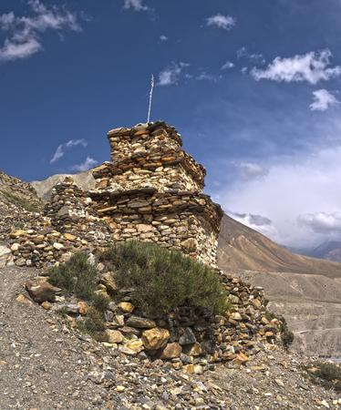 Nepal, Himalayas, Mustang
