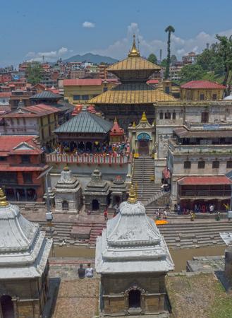 Pashupatinath Kathmandu Nepal Temple