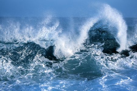 Ocean wave Stock Photo - 3150321