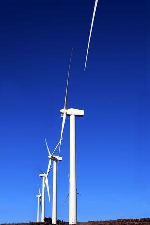 eolic: eolic generators in a wind farm