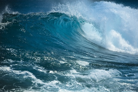 storm waves: Ocean wave