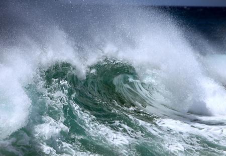 Ocean wave Stock Photo - 12306780
