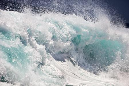 mare agitato: Ocean onda
