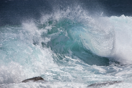 Ocean wave Stock Photo - 14417689