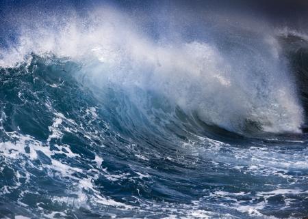 Océano onda Foto de archivo - 17542429