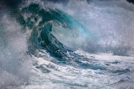 Ocean wave  photo