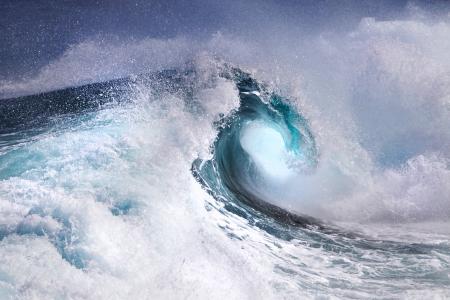 Ocean Wave Stockfoto