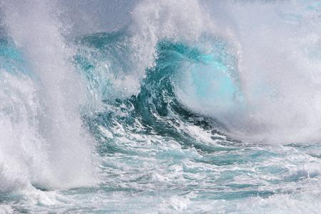 capture: Ocean Wave Stock Photo