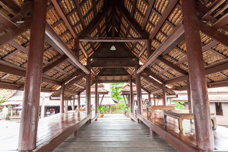 traditionally: traditionally thai architecture house