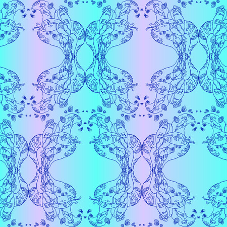 lumière abstrait: purple and blue light abstract background pattern