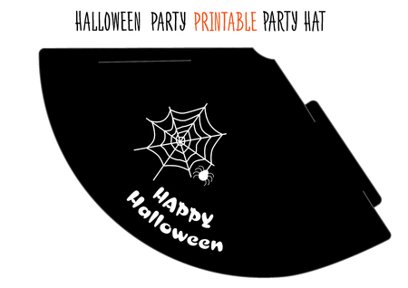 wrappers: Printable set for Halloween party. Handmade. Cupcake wrappers printable.