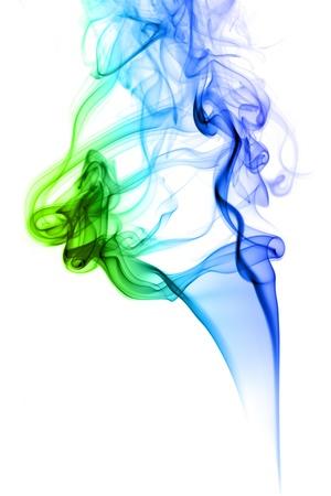 Smoke art Stock Photo - 15349936