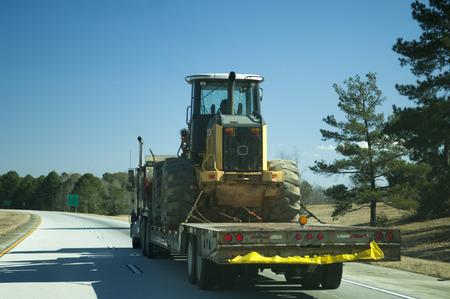 emove oversize load