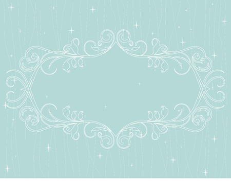 Christmas element border  Decorattive, Chrismas or New Year cards  Vector