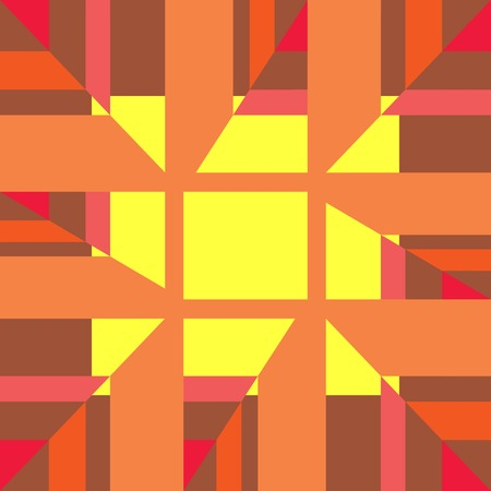 It is seamless texture, pattern. It has a brown yellow orange red color Stock Vector - 6314759
