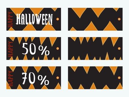 halloween labels templates