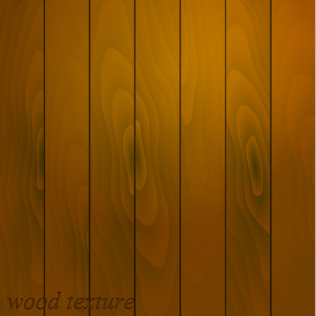 Realistic wood textures. Color pattern of parquet, laminated board. Vector illustration.