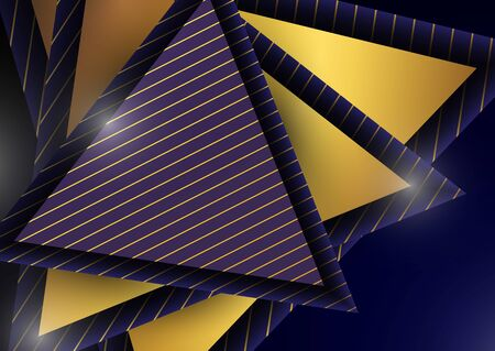 abstract triangle line stripe pattern background
