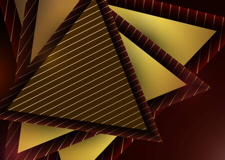 abstract triangle line stripe pattern vector background Çizim