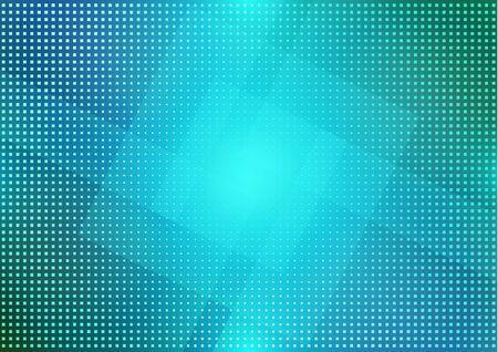 Formas cuadradas elegantes abstractas, patrón de superposición de capas de formas geométricas, textura de semitono. Plantilla moderna para cartel, informe anual de negocios corporativos, folleto, revista, diseño de volante.Ilustración de vector