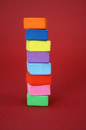 farbe: Moosgummi