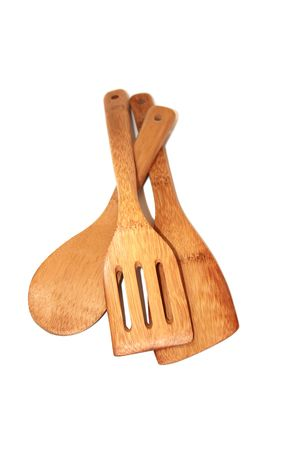 Kochl�ffeln aus Holz
