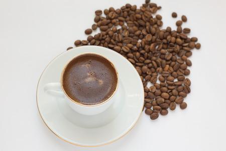 breakfeast: roasted coffee beans