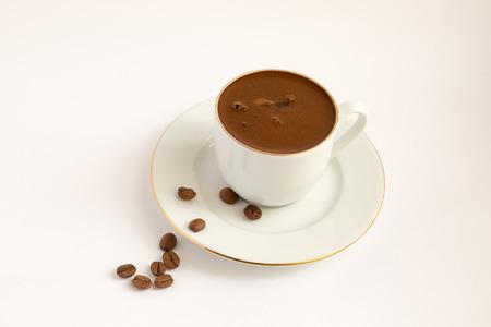 breakfeast: cup off coffee