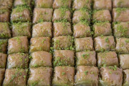 favored: turkish baklava
