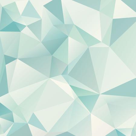 三角形の幾何学的な中立的な背景