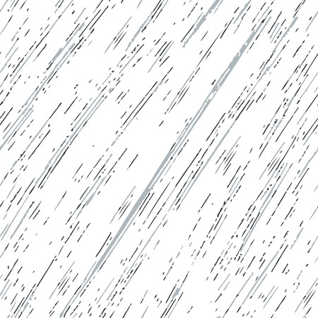 Seamless patterns with hand drawn grunge stroke lines texture Vector