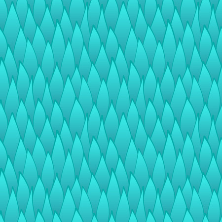 modular rhythm: Seamless pattern with scale tiling texture
