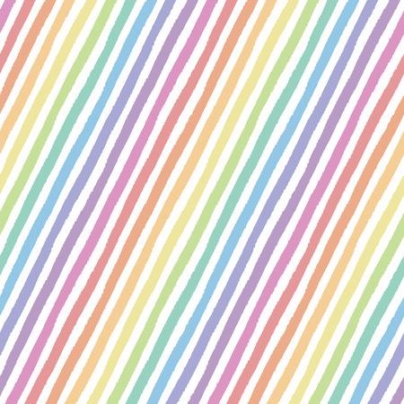 rayures diagonales: Retro seamless pattern avec des rayures diagonales Illustration